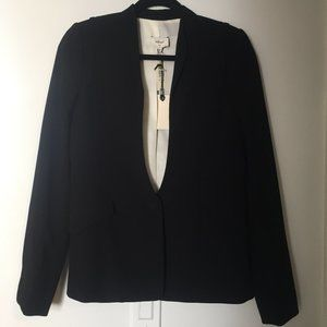 WILFRED CREPE BLAZER